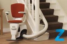 Sillas salvaescaleras curvas sillas elevadoras para escaleras curvas - Silla elevadora para escaleras ...