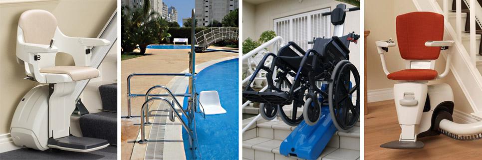Silla salvaescaleras piscinas sube escaleras para piscinas for Sillas para piscina